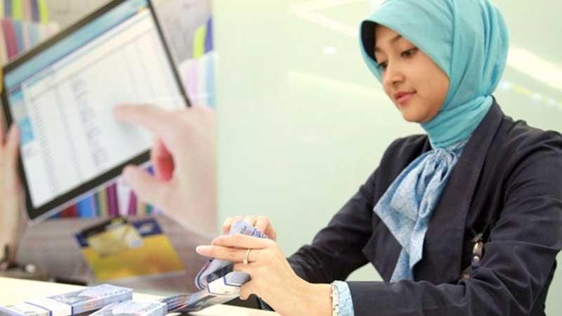 Gaji Bank Syariah Mandiri